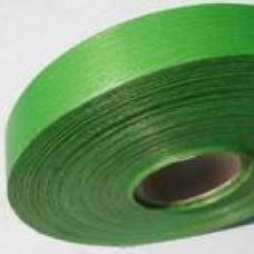 Plastová stuha š.19 matná Zelená svetlá