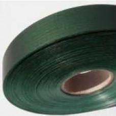 Plastová stuha š.19 matná Zelená