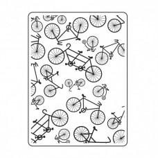 Embosovacia kapsa Bicykle