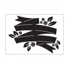 Embosovacia kapsa Kvetinový plagát