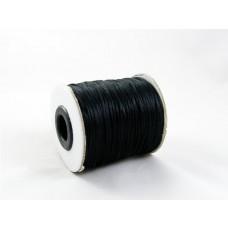 Nylonová šnúrka 0,8 mm Čierna