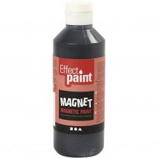 Magnetická farba Čierna