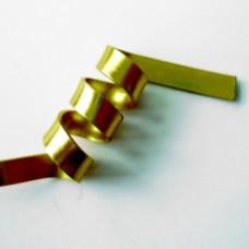Drôt plochý Zlatý