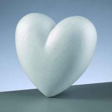 Polystyrénové srdce otváravé