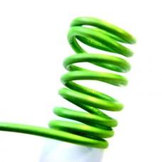 Drôt matný zelený
