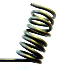 Drôt matný hnedý