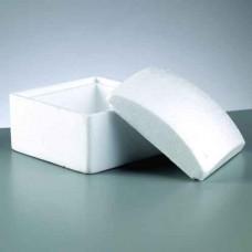 Polystyrénová krabica Štvorec