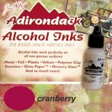 Alkoholový atrament Adirondack Cranberry