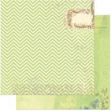 Papier BoBunny Zelená