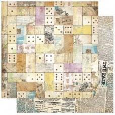 Papier BoBunny Domino