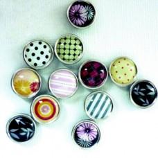 Magnetky živicové Farebné
