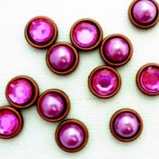 Magnetky Ružová