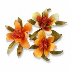 Sizzix Thinlits vyrezávacia šablóna Kvet mini ľalia