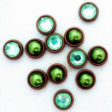 Magnetky Zelená