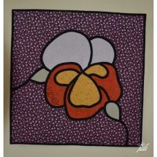 Obraz Viola-fialka