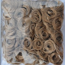 Umelé vlasy hnedé