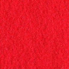 Filc 100% viskóza Červená