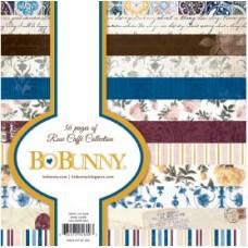 Papier BoBunny Rose café