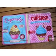 Obal na knihu Cupcake malý