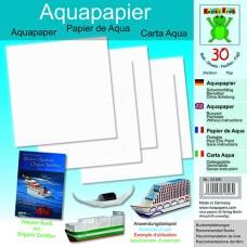 Origami papier Aqua (vodeodolný)