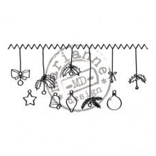 Silikónová pečiatka Marianne Design Vianočné ozdoby