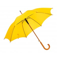 Dáždnik automatický Žltá