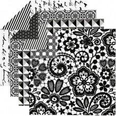 Origami papier obojstranný Paris
