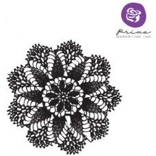 Silikónová pečiatka Mandala 9 cm