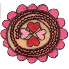 Zažehľovačka Kvet 1