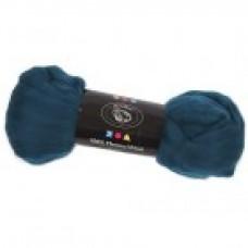 Vlna na plstenie Merino Bluegreen / Modrozelená