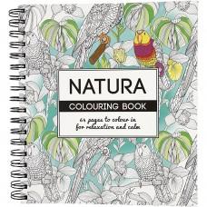 Antistresová omaľavánka Príroda
