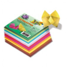 Origami papier Zmes farieb 20x20 cm