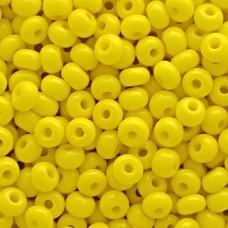 PRECIOSA Rokajl 5/0 Žltá