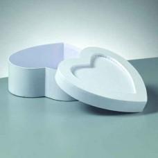 Papierová krabica pre mozaiku Srdce
