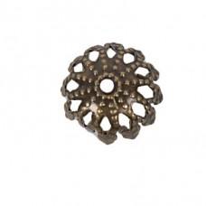 Kaplík Antická zlatá 8 mm