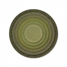 Sizzix Thinlits Kruh vyšívaný