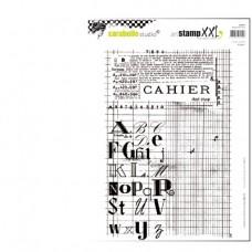 Pečiatka Cahier / Zošit A4