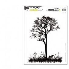 Pečiatka Un arbre A4