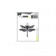 Pečiatka Mini libellule. Rozmer 5,2x4,6cm.