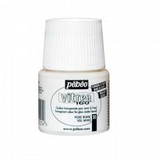 Zapekacia farba na sklo lesklá Veil white / Biely závoj