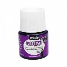 Zapekacia farba na sklo matná Purple / Nachová