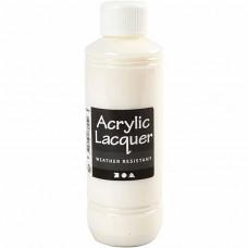Akrylový lak vodeodolný