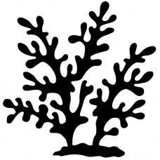 Penová pečiatka Koral