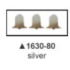 Flitre, konfety zvončeky Strieborné