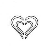 Vyrezávačka 3D Srdce L