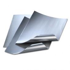 Hliníkový plech Strieborná 0,15 mm