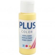 Akrylová farba Plus Color primrose Yellow / Žltá pastelová