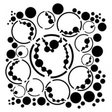 Šablóna Kruhy a krúžky