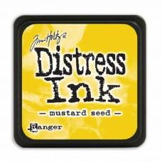 Atramentová poduška Distress ink Mustard Seed