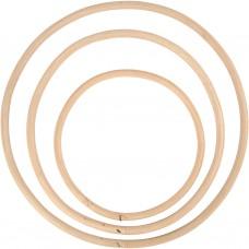 Bambusový kruh na Lapač snov